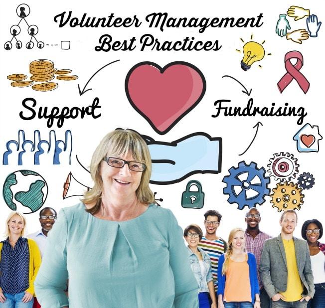Volunteer Management Best Practices | funpastafundraising.com/blog-legacy